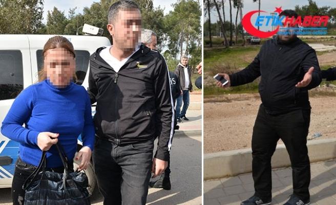 3 milyon liralık dolandırıcılık iddiasıyla, eski çalışanını ve eşini kaçırdı