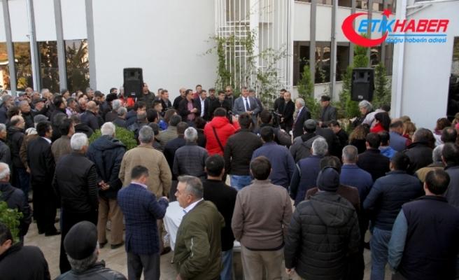 400 kişiyle birlikte CHP'den istifa etti, AK Parti'ye geçti