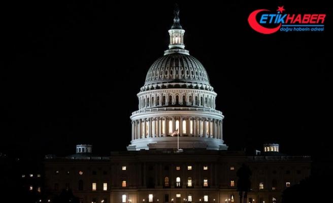 ABD'de federal hükümet 3 haftalığına açılıyor