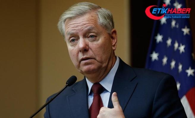 ABD'li Senatör Graham: Suriye'de ortaya çıkardığımız YPG/PKK sorunu çözmeliyiz