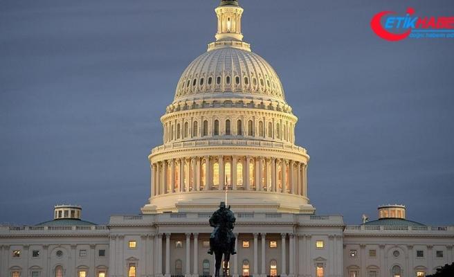 ABD'de Demokratlar hükümetin açılması için iki tasarı kabul etti
