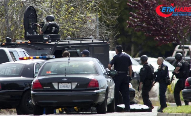 ABD'de silahlı saldırı: 3 ölü 4 yaralı