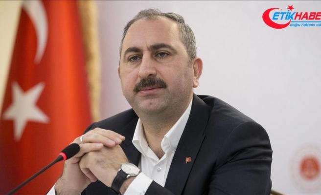 Adalet Bakanı Gül: Gülen'in iadesi için tüm hukuki yolları kullanacağız