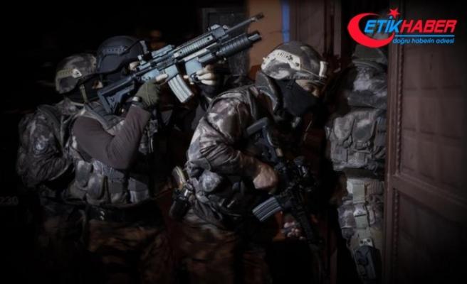 Adana'da HTŞ'ye şafak baskını