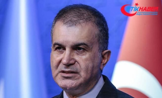 AK Parti Sözcüsü Çelik: CHP'de bir rant kavgası olduğu açık şekilde görülüyor