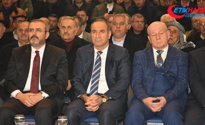 AK Parti Genel Başkan Yardımcısı Ünal: Kandil'e peşkeş çekenlere izin vermeyeceğiz