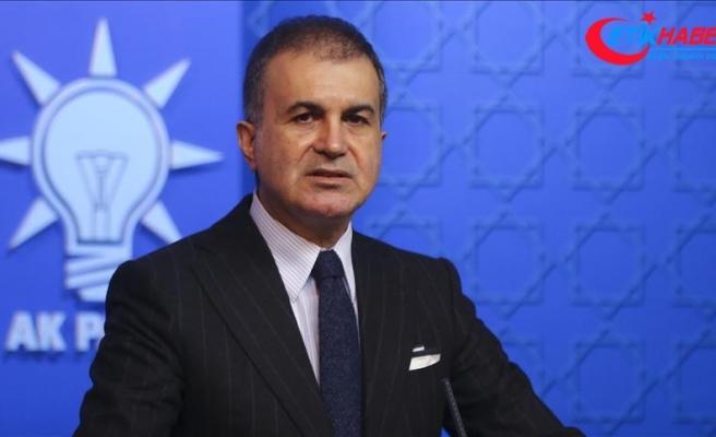 AK Parti Sözcüsü Çelik: 31 Mart gecesi ittifakımızın zaferini beraber kutlayacağız