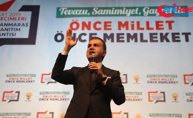 AK Parti Sözcüsü Çelik: Türkiye dost arayanlar için eşsiz bir dosttur