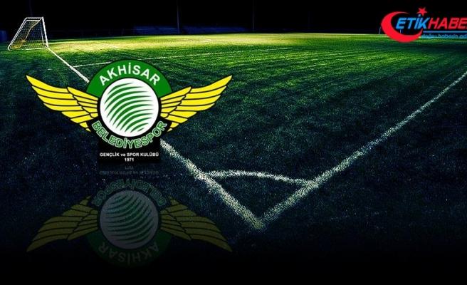Akhisarspor'da 4 futbolcunun Kovid-19 testi pozitif çıktı