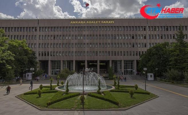 Ankara Cumhuriyet Başsavcılığının '2018 faaliyet raporu' açıklandı