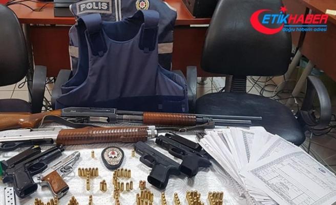 Ankara'da 'Çelik yelekli tefeciler'e operasyon: 6 gözaltı