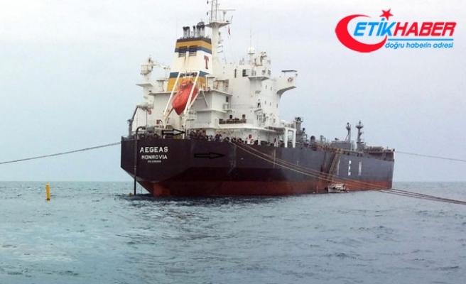 Antalya'da denizi kirleten gemilere ceza yağdı
