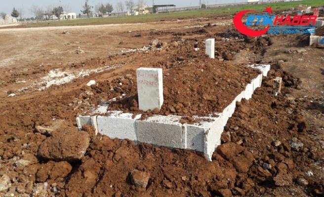 Antalya'da fırtınada ölen Berivan'nın cenazesi Viranşehir'de toprağa verildi
