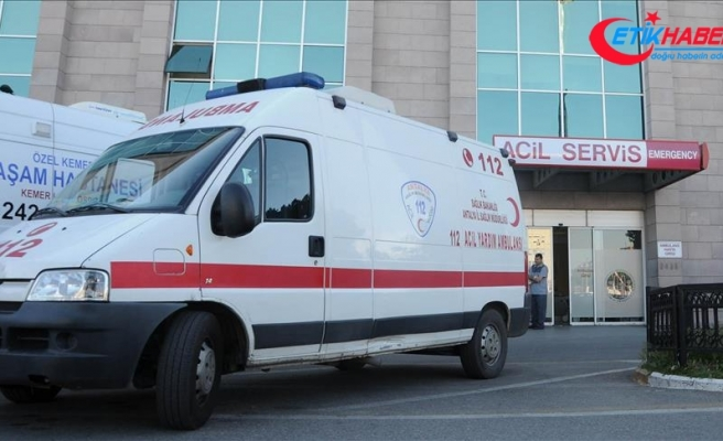 Antalya'da nefes borusuna lokum yapışan kişi öldü