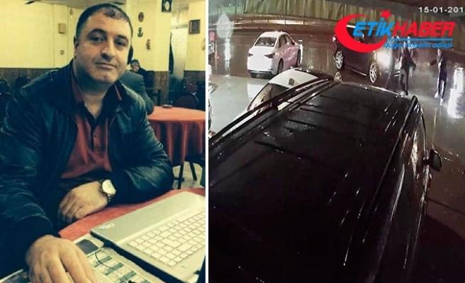 Ataköy'de barda istek şarkı çatışması
