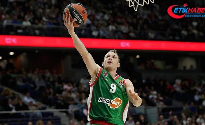 Avrupa'da haftanın MVP'si Huertas