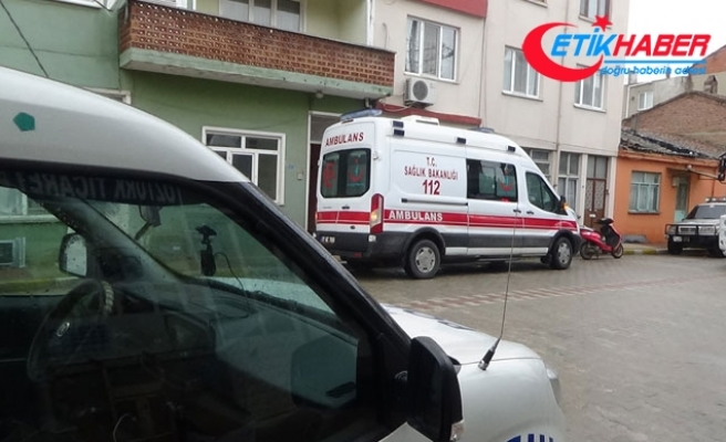 Balkondan girdiği evde babaannesini ölü buldu