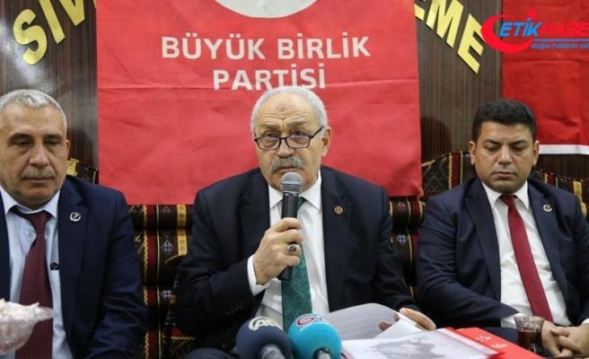 BBP Genel Başkan Yardımcısı Keser: BBP Cumhur İttifakı'nın ruhuna bağlı