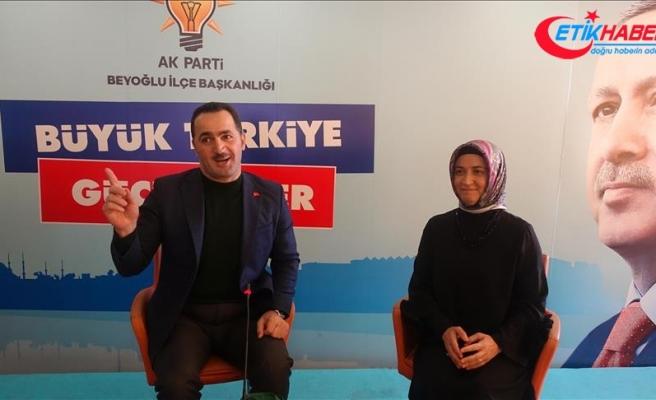 'Beyoğlu, gönül belediyeciliğine örnek olacak'
