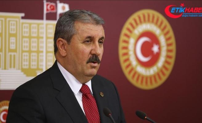 'Bir Türk-Kürt savaşı çıkarmaya çalışıyorlar'