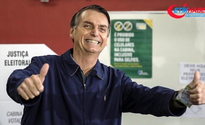 Brezilya Devlet Başkanı Bolsonaro'dan ABD üssüne yeşil ışık