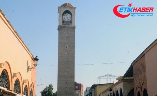 Büyük Saat, 137 yıldır tarihe tanıklık ediyor