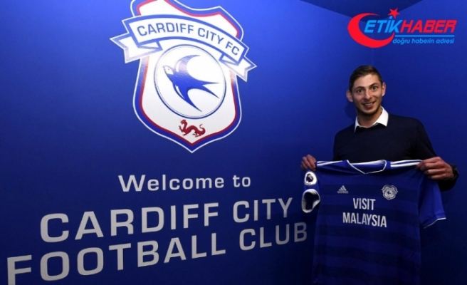 Cardiff City'in yeni transferi Sala'yı taşıyan uçak kayboldu