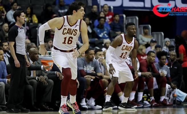 Cavaliers Cedi'nin 20 sayısıyla galibiyeti hatırladı