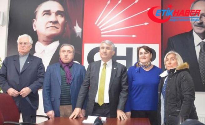 CHP Kayseri il yönetiminde 6 üye görevinden istifa etti