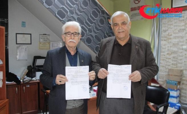 """""""CHP'de adalet ve demokrasi yok"""" deyip istifa ettiler"""