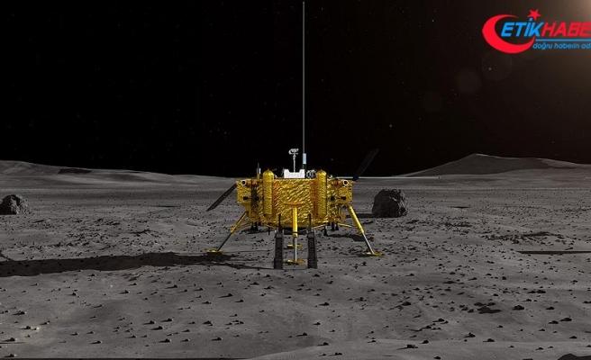 Çin'in insansız keşif aracı Ay'ın karanlık yüzüne indi