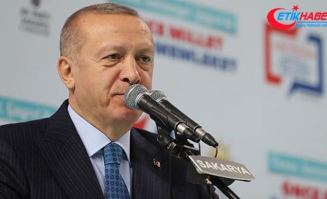 Cumhurbaşkanı Erdoğan: Savunma sanayimizi çok daha güçlü kılacağız