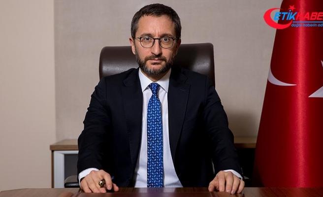 Cumhurbaşkanlığı İletişim Başkanı Prof. Dr. Altun: Türkiye Kürtlerin düşmanı değil hamisidir