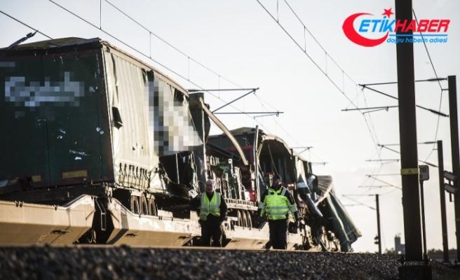 Danimarka'da tren faciası: 6 ölü