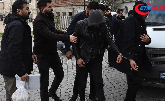 DEAŞ operasyonunda gözaltına alınanlara sınır dışı kararı