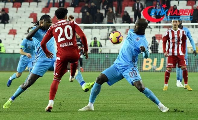 Demir Grup Sivasspor - Trabzonspor: 1-1