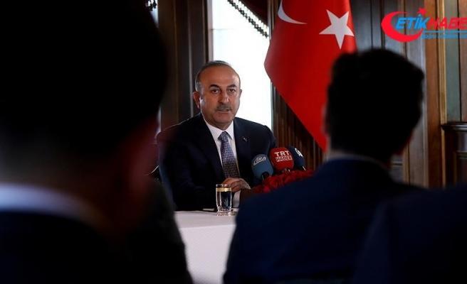 Dışişleri Bakanı Çavuşoğlu 1 yıla 76 diplomatik ziyaret sığdırdı
