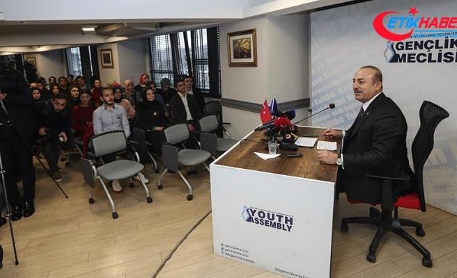 Dışişleri Bakanı Çavuşoğlu: Cemal Kaşıkçı cinayetini kapatmaya çalışan batılı ülkeler var