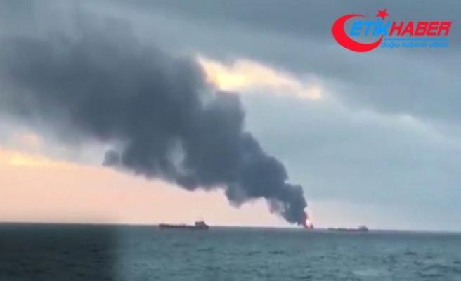 Dışişleri Bakanlığı'ndan Kerç Boğazı açıklaması: 4 ölü, 4 kayıp