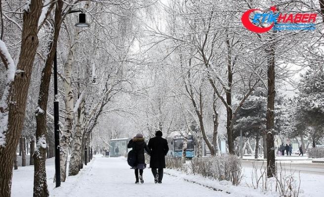 Doğu Anadolu'da 6 ilde kar yağışı etkili olacak
