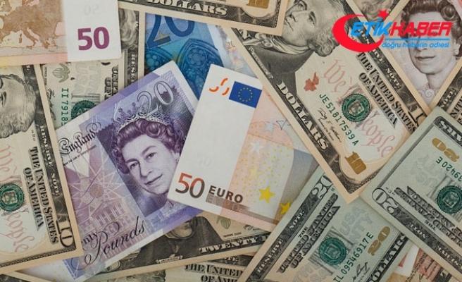 Dolar 5.26, euro 5.96 ve sterlin 6.91 lirada