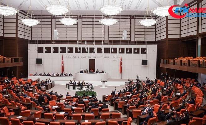 Ekonomi alanında düzenlemeler içeren teklifin birinci bölümü kabul edildi