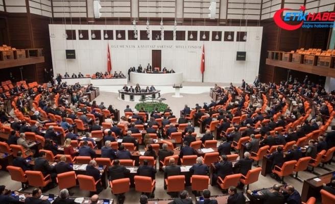 Ekonomi alanında düzenlemeler içeren teklifin ilk 20 maddesi kabul edildi