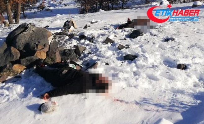 El yapımı patlayıcı infilak etti; 2 defineci yaralandı