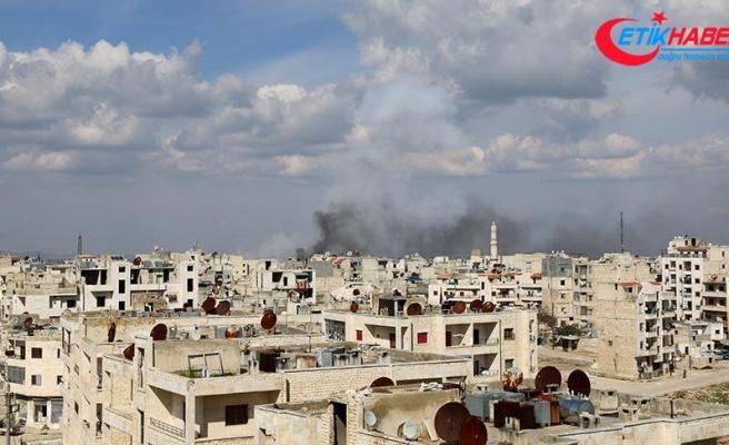Esed rejiminden İdlib'e saldırı: 5 ölü, 25 yaralı