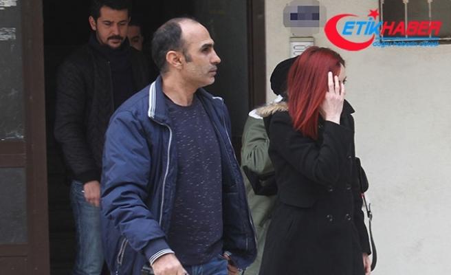 Eşinin eve erkek aldığını kameradan görüp polise ihbarda bulundu