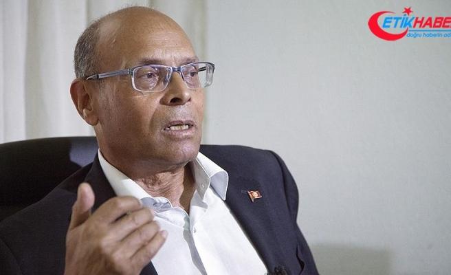Eski Tunus Cumhurbaşkanı Merzuki: Tunus devrimi, hedeflerinin ancak yarısını gerçekleştirdi
