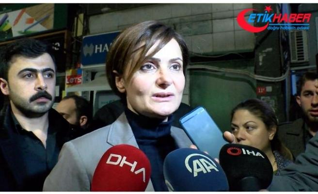 Eyüpsultan'da CHP'liler arasında kavga: Yaralılar var