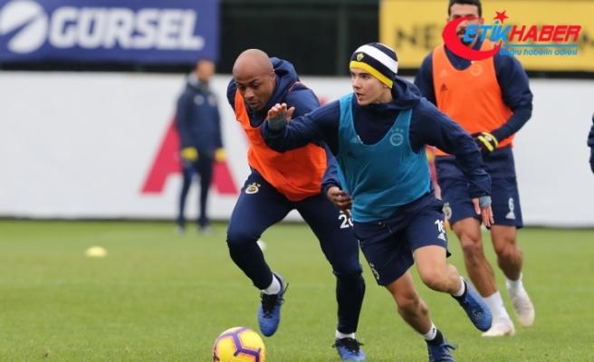 Fenerbahçe kupa hazırlıklarını sürdürdü