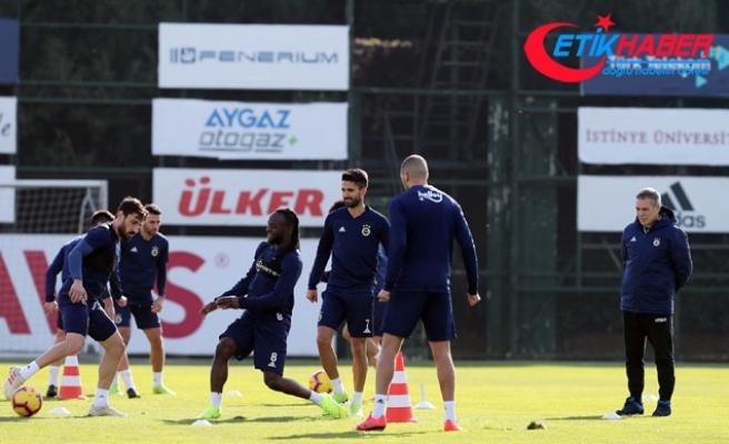 Fenerbahçe'de Göztepe maçı hazırlıkları moralli başladı